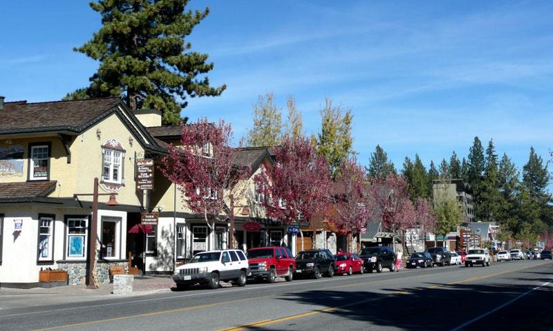 Tahoe City California